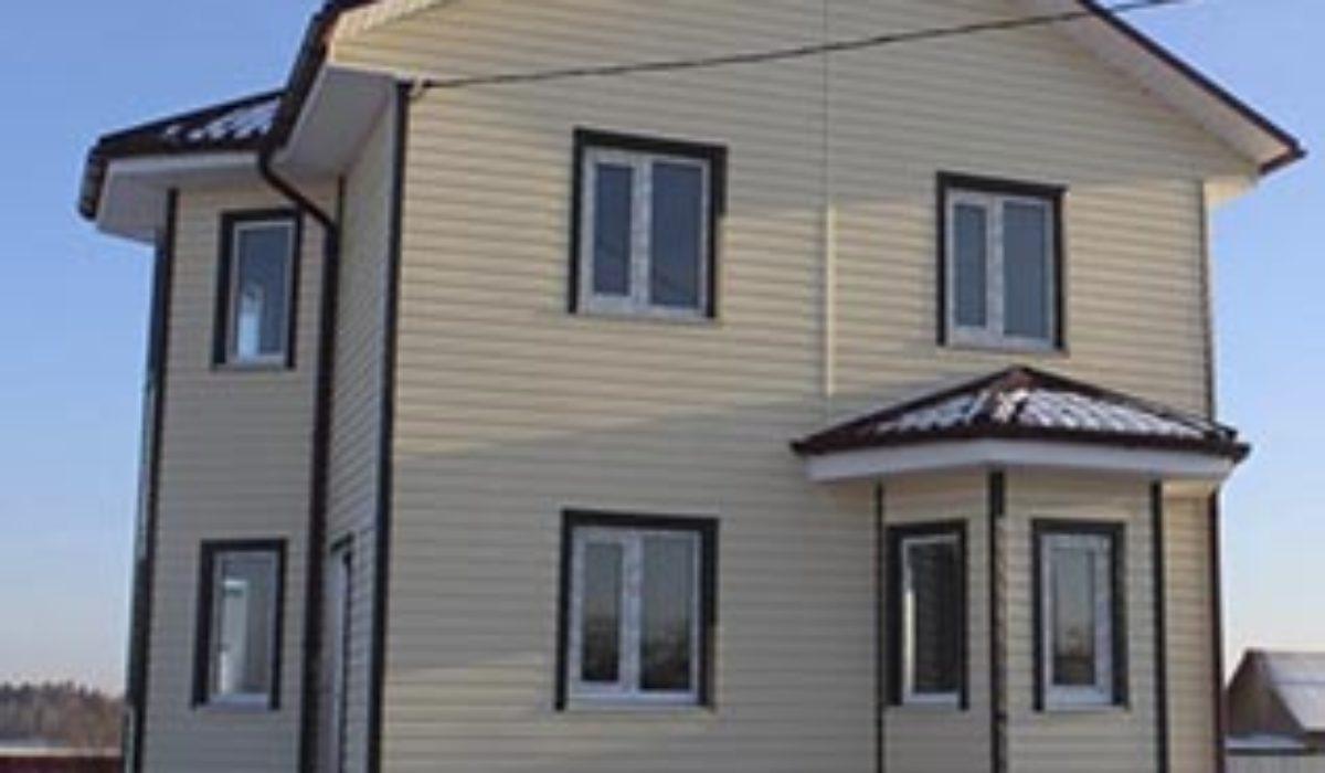 Жилой дом, МО, д. Клово (Наро-Фоминский район)