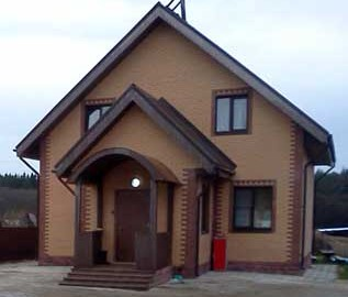 Жилой кирпичный дом, д.Рекино-Кресты, Солнечногорский район, МО
